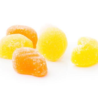 Citrus wetges