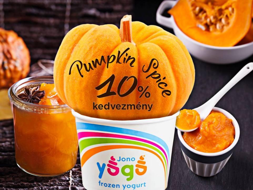 Pumpkin Spice napok